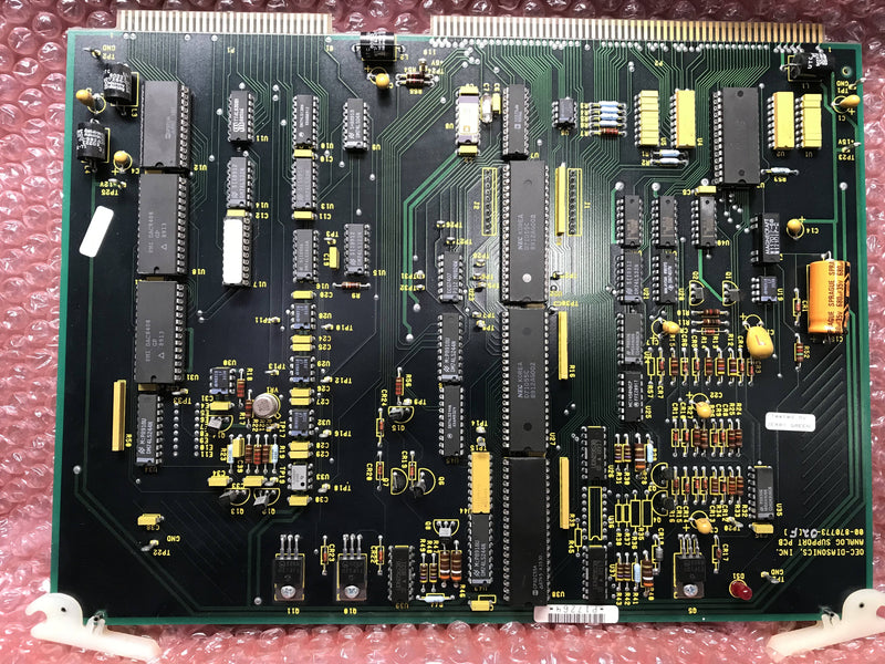 Analog Support PCB (00-870773-02) OEC 9000