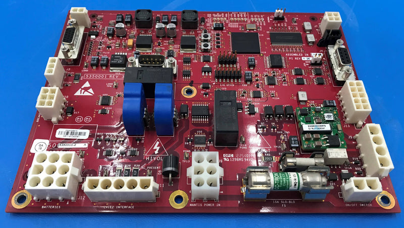 Firefly Charger Board (5350000-2) Ge/Optima XR220