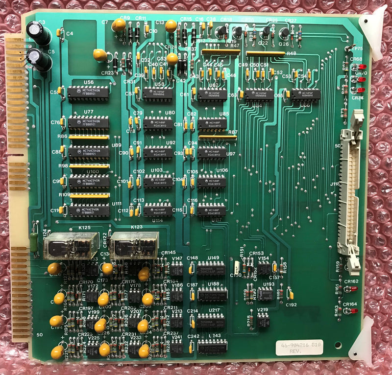 Interface P1& SF Board (46-904216 G10) GE