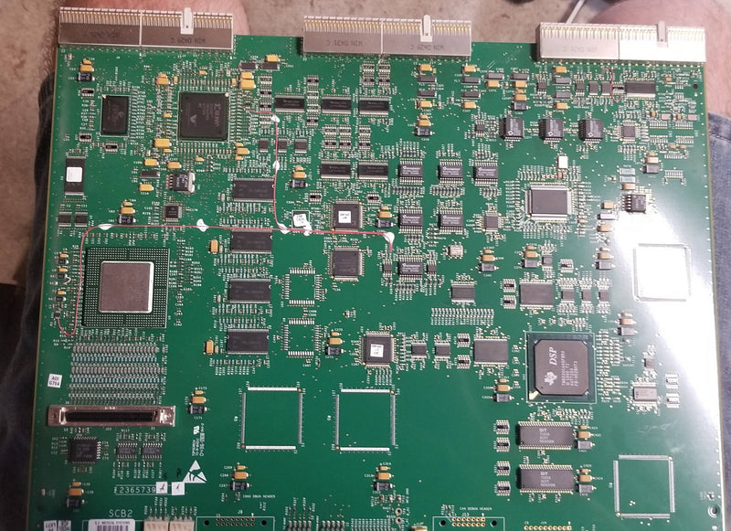GE Logiq (9) Ultrasound SCB2 Board - Part