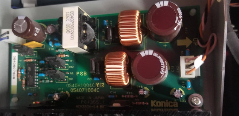 Konica CR PSB Assembly Board - Part