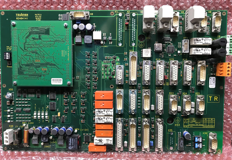 Matrix MTX-S2 Circuit Board (02484141/02312140) Philips Easy Diagnost