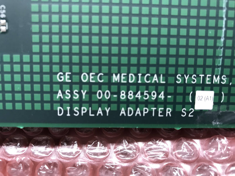 Display Adapter S2 C-Arm (00-884594-02 (A1) OEC 9800