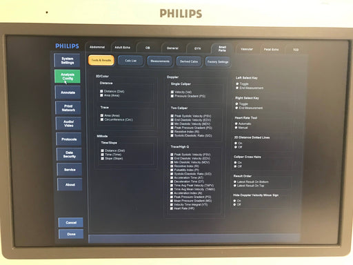 Philips iu22 ultrasound