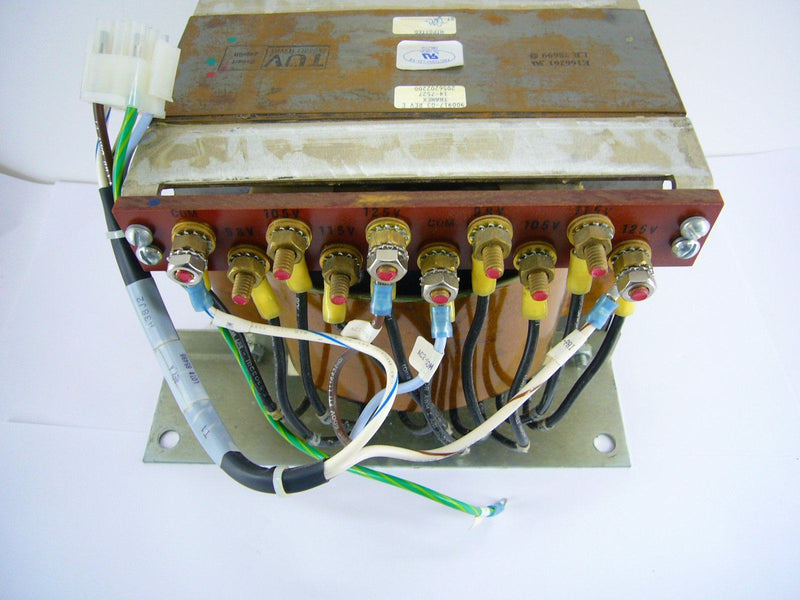 Components - OEC-9600 TRANSFORMER ISOLATION (00-900917-03)