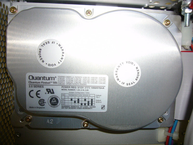 Hard Drives - OEC-7600/7700 COMPACT SERIES C-ARM HARD DRIVE 1.2 2.1 3.2 GIG LOADED TESTED (00-452202-01)