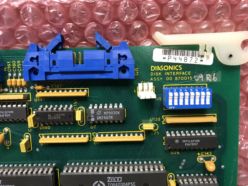 NEW Disk Interface (00-870015-09 R 6) OEC 9000