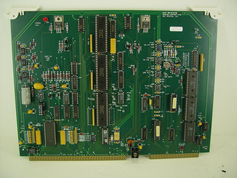 PCB Boards - OEC-2600 UROVIEW ANALOG SUPPORT PCB (00-876740-01)