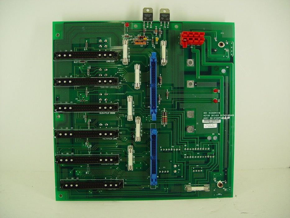 PCB Boards - OEC-2600 UROVIEW MOTOR DRIVER MOTHERBOARD (00-872873-02)