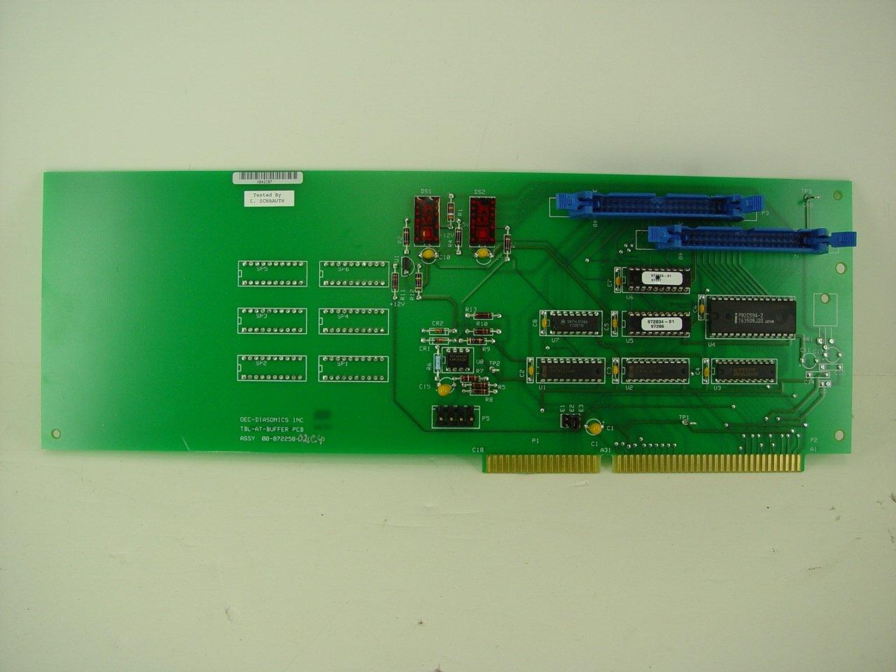 PCB Boards - OEC-2600 UROVIEW TABLE AT BUFFER (00-872258-02)