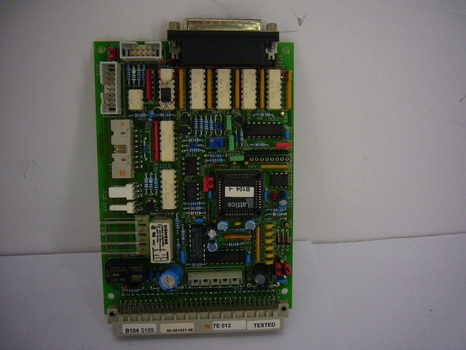 PCB Boards - OEC-7600/7700 COMPACT SERIES C-ARM B104 INTERFACE TO IMAGING SYSTEM (00-451031-06)