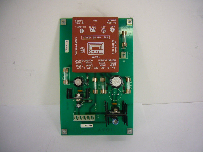 PCB Boards - OEC-7600/7700 COMPACT SERIES C-ARM B116 POWER SUPPLY INTERFACE (00-451102-01)