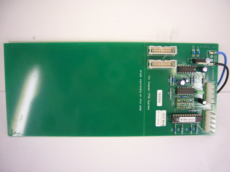 PCB Boards - OEC-7600/7700 COMPACT SERIES C-ARM B199 CART INTERFACE UPGRADE (00-451127-05)