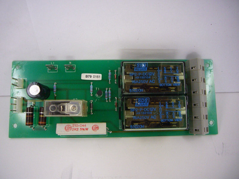PCB Boards - OEC-7600/7700 COMPACT SERIES C-ARM B79 START CURRENT LIMITER (00-451020-01)