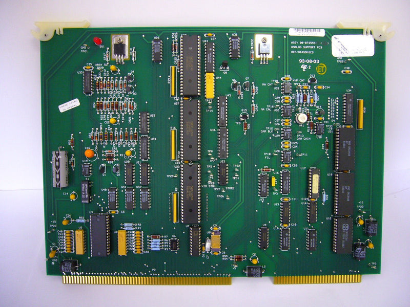 PCB Boards - OEC-9400 ANALOG SUPPORT PCB (00-873555-01) (00-873555-02)