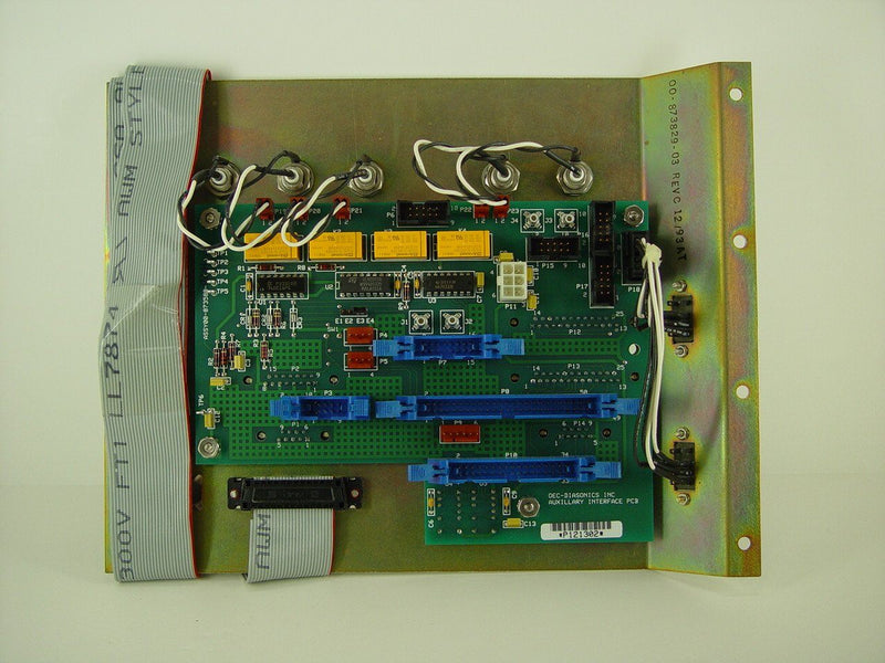 PCB Boards - OEC-9400 AUXILLARY INTERFACE PCB (00-873588-02)