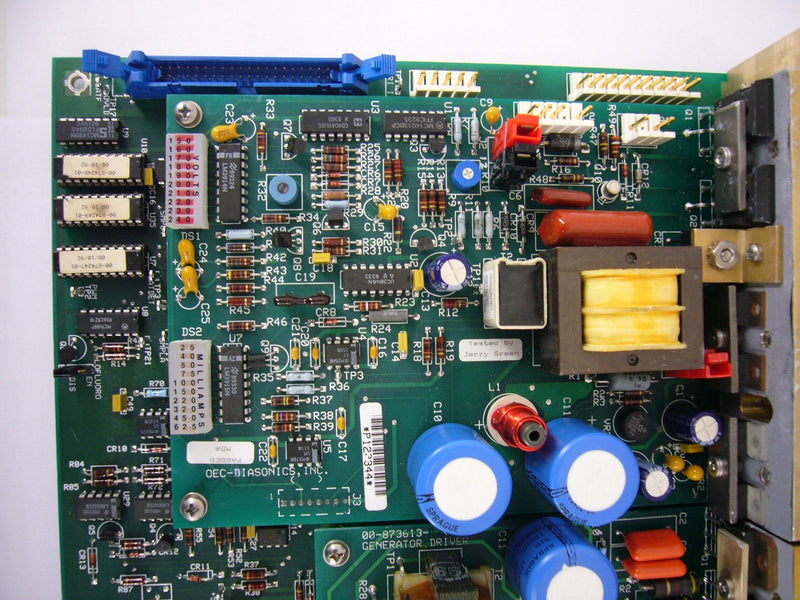 PCB Boards - OEC-9400 BATTERY CHARGER PCB (00-873619-01) (00-873619-02) (00-873619-03)