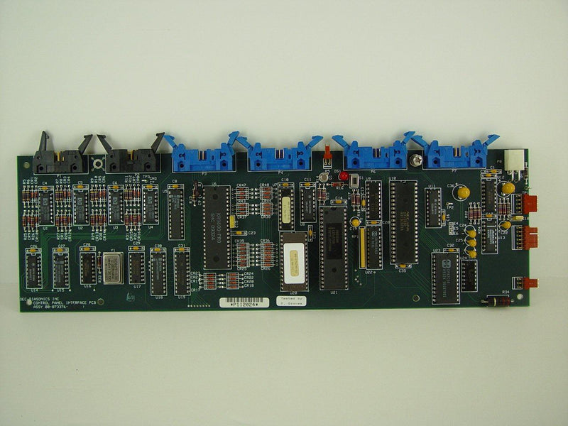 PCB Boards - OEC-9400 CONTROL PANEL INTERFACE (00-873376-02C1)
