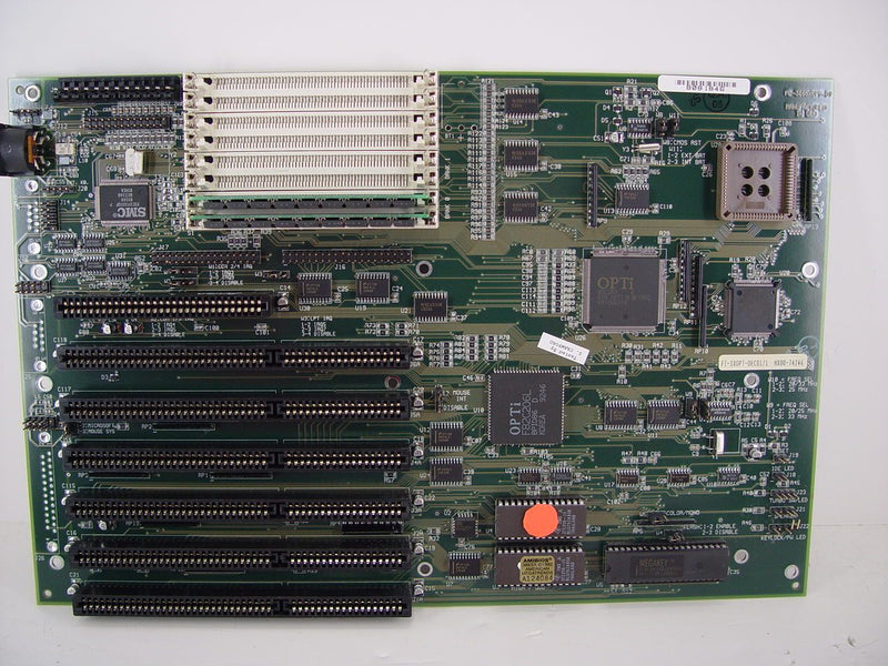 PCB Boards - OEC-9600 386 WORKSTATION MOTHERBOARD (00-900658-01)