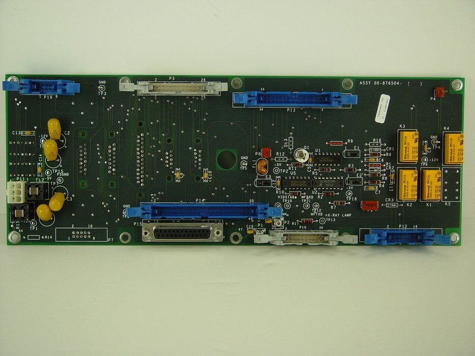 PCB Boards - OEC-9600 AUXILLARY INTERFACE (00-876504-02)