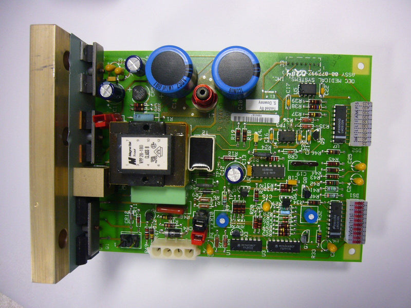 PCB Boards - OEC-9600 BATTERY CHARGER (00-877977-02) (00-877977-03)