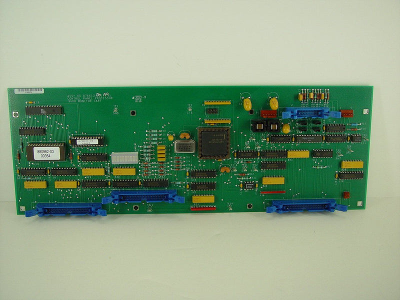 PCB Boards - OEC-9600 CONTROL PANEL PROCESSOR (00-876613-06A9)