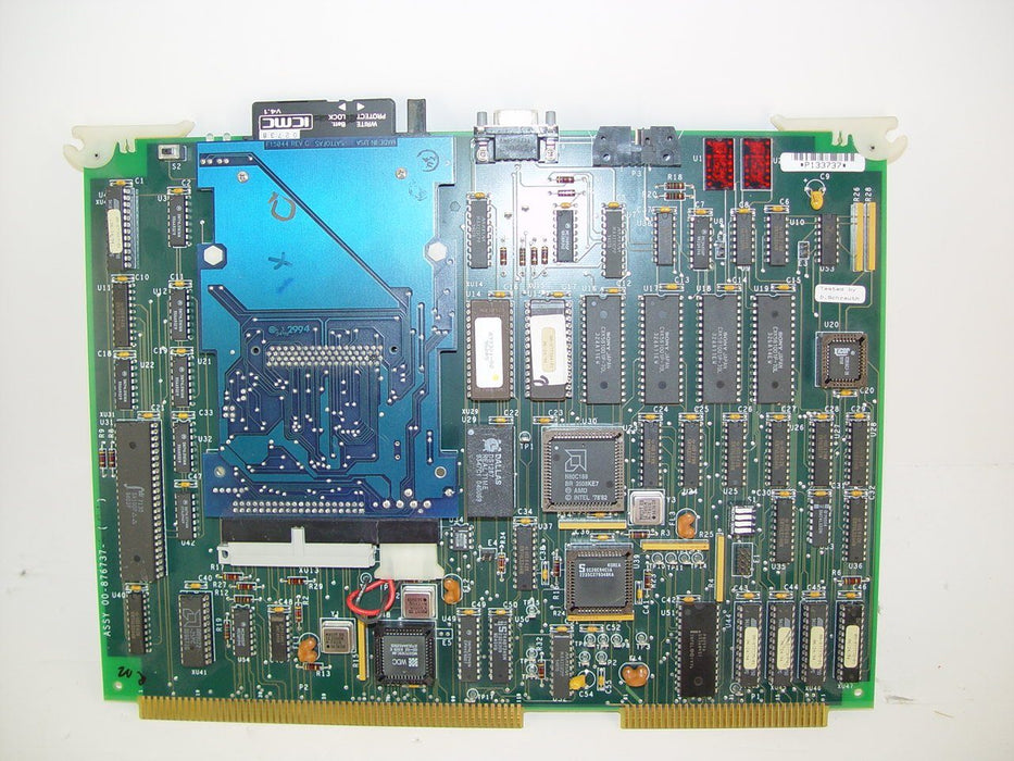 PCB Boards - OEC-9600 TECHNIQUE PROCESSOR COMPLETE WITH BOOTABLE S-RAM (00-876737-02)