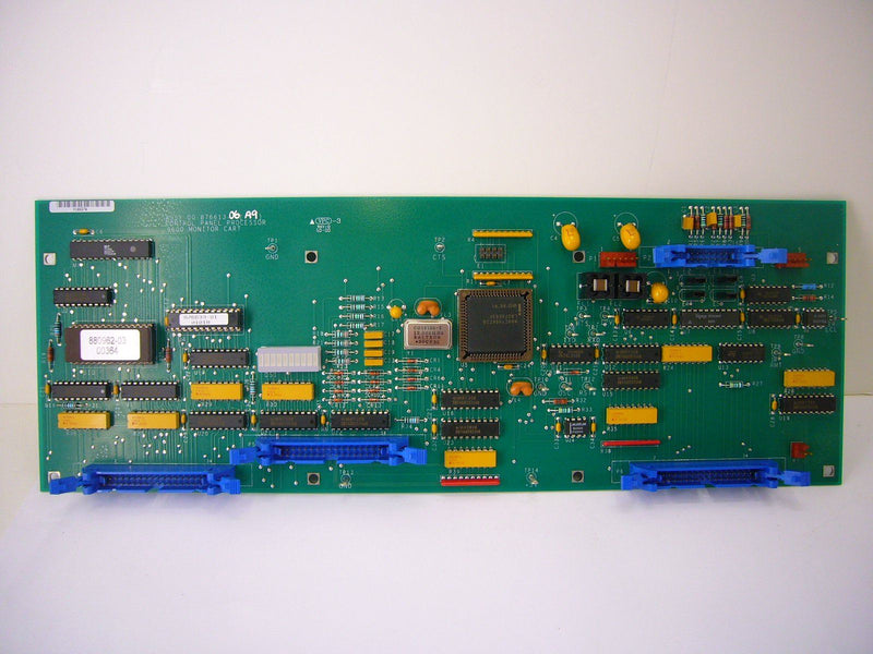 PCB Boards - OEC-9800 CONTROL PANEL PROCESSOR (00-876613-06)