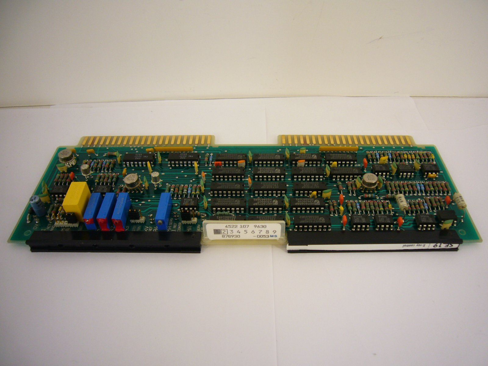 PCB Boards - PHILIPS-BV25 SE-19 X-RAY CONTROL (5422-107-93602)