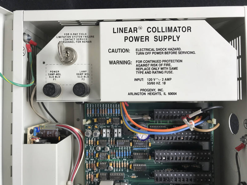 Collimator Power Supply Linear IV (70-20236) Progeny Inc.