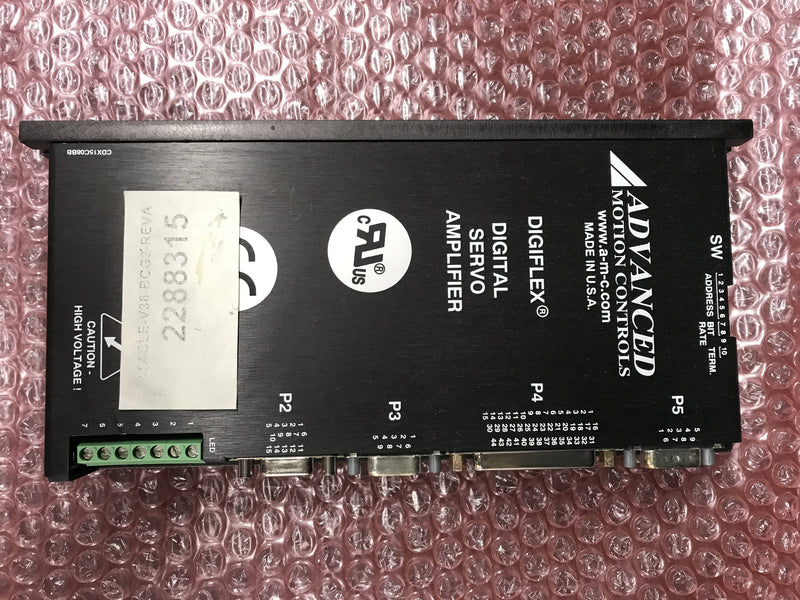 Table Servo Amplifier Digital (2288315) GE