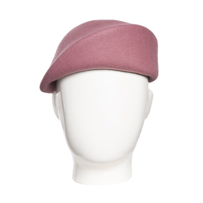 Dusty Pink Beret