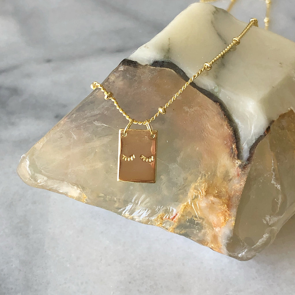 trendy, statement earrings, gold, style, influencer, dog tag, blogger, eyelashes, hoops, ear game, jewelry, accessories, Saint Lola, stud earrings, chocker, gold necklace