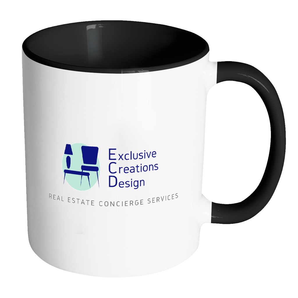 Exclusive Creations Design Accent Mug