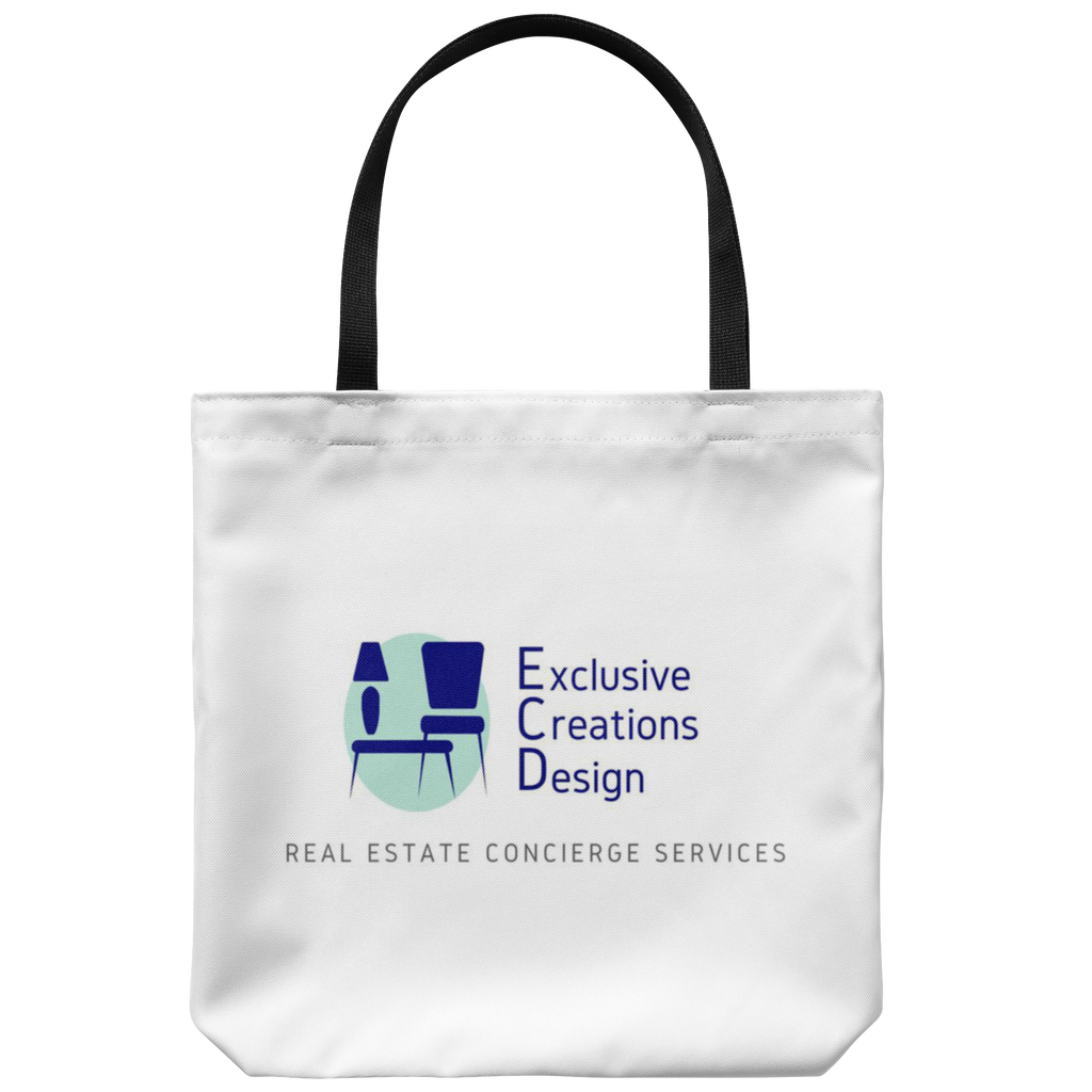 Exclusive Creations Design Tote Bag