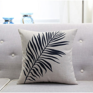 Linen Decorative Throw Pillow