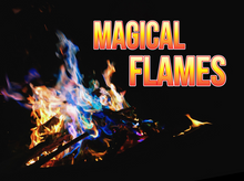 Load image into Gallery viewer, Magical Flames