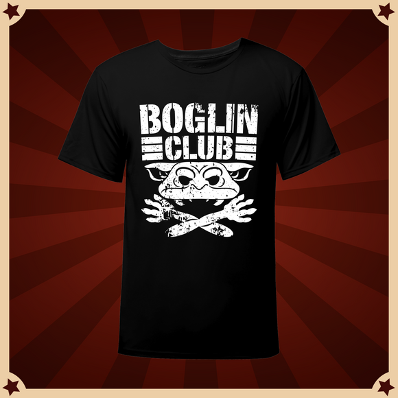 Boglin Club T-Shirt (HD Re-Release)