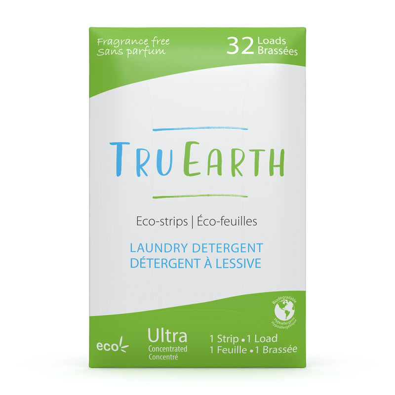 Tru Earth Eco Friendly Laundry Detergent - Fragrance Free
