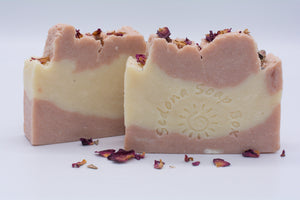 Energy Love & Healing Soap