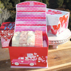 Valentine Soap Box - Sweet & Fresh
