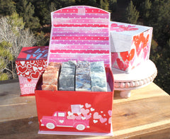 Valentine Soap Box - Fresh