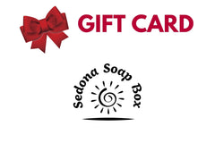 Sedona Soap Box Gift Card
