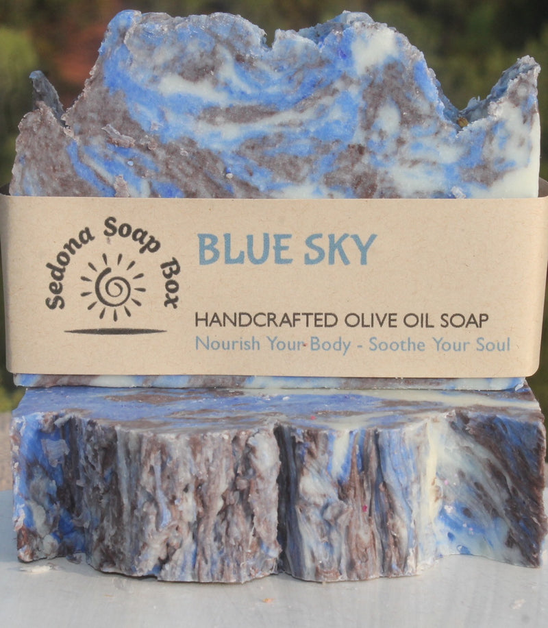 Bar Soap - Blue Sky