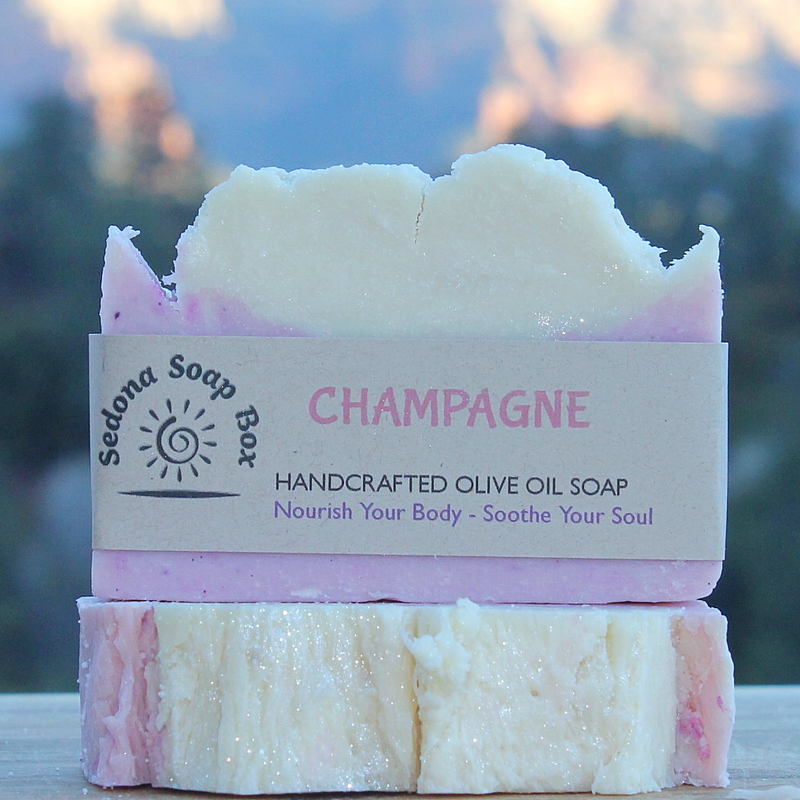 Bar Soap - Champagne