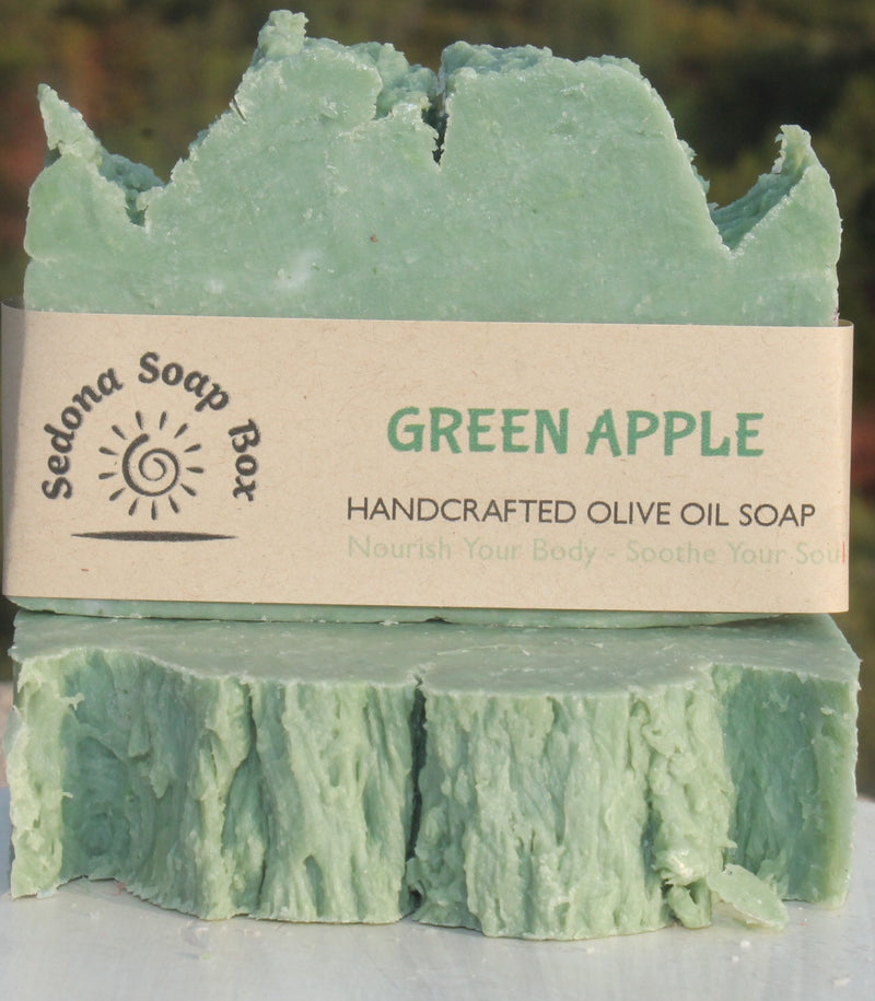 Bar Soap - Green Apple