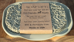 Special Offer Soap Lift and Soap Tray - Buy both and SAVE