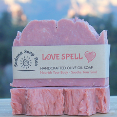 Bar Soap - Love Spell  *** Valentine Special ***
