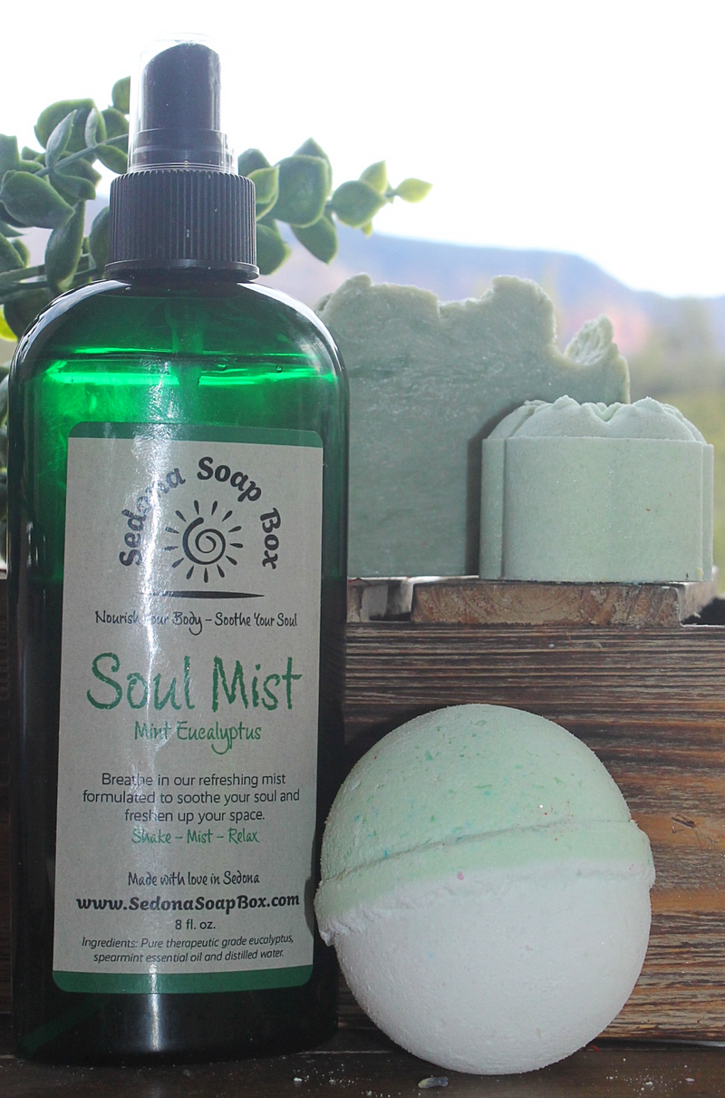 MINT EUCALYPTUS BUNDLE