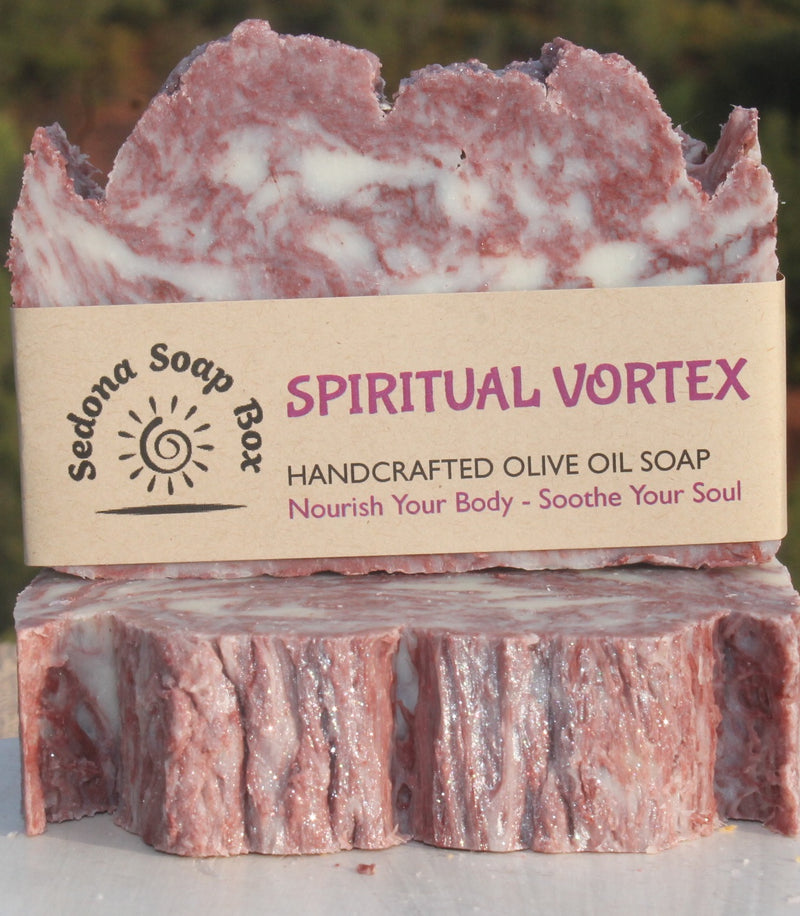 Bar Soap - Spiritual Vortex